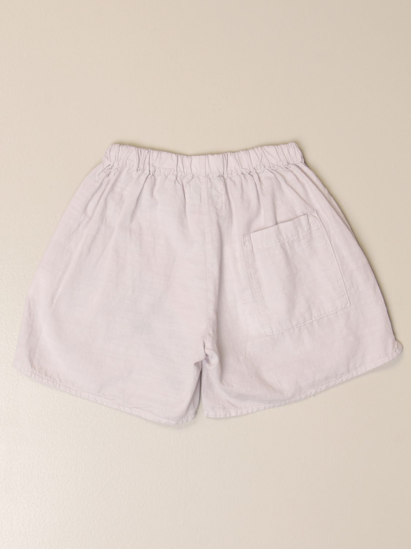 Pantalones cortos Bobo Choses: Pantalones cortos niños Bobo Choses gris 2