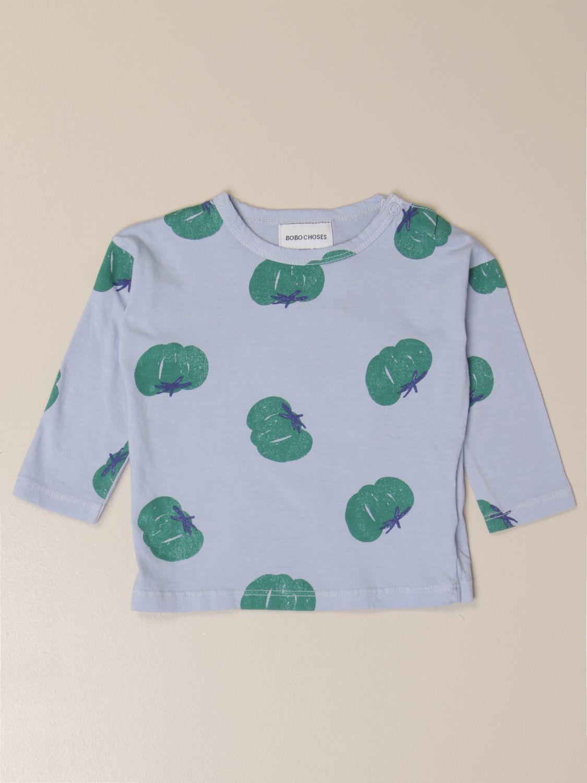 Camiseta Bobo Choses: Camiseta niños Bobo Choses azul claro 1