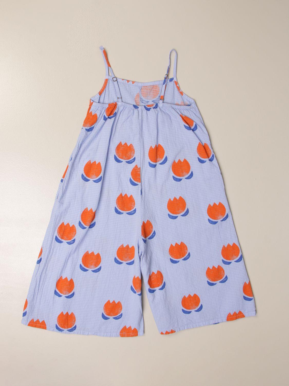 Pantalón Bobo Choses: Pantalón niños Bobo Choses azul claro 2