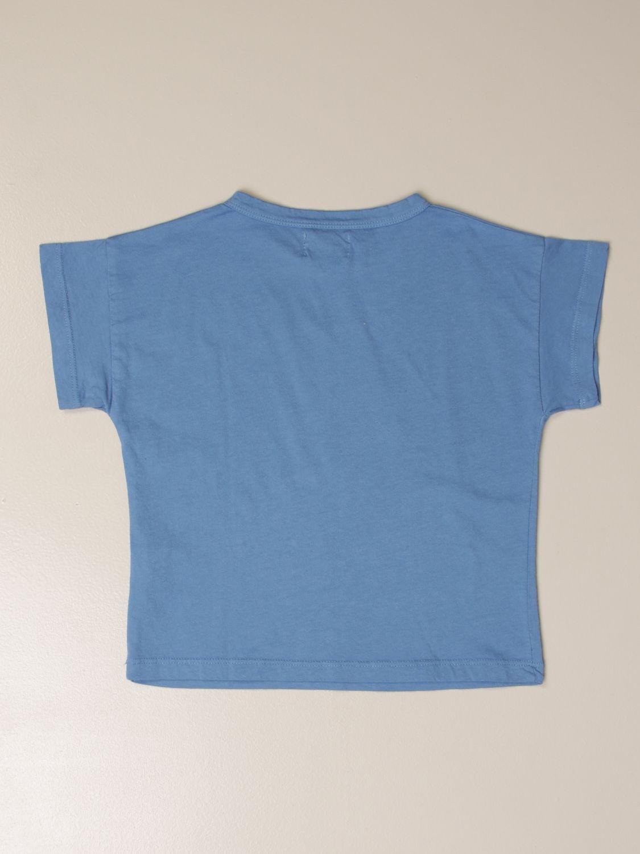 Camisetas Bobo Choses: Camisetas niños Bobo Choses azul oscuro 2