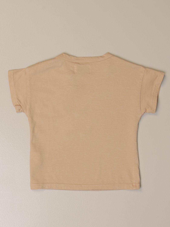 Camiseta Bobo Choses: Camiseta niños Bobo Choses beige 2