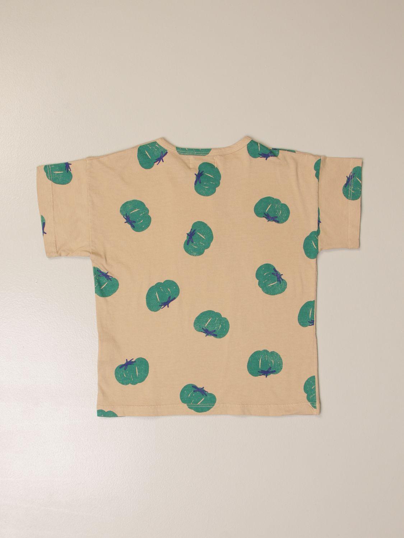 Camisetas Bobo Choses: Camisetas niños Bobo Choses beige 2