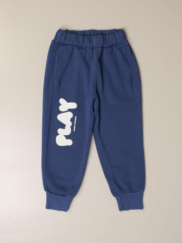 Pantalón Bobo Choses: Pantalón niños Bobo Choses azul oscuro 1