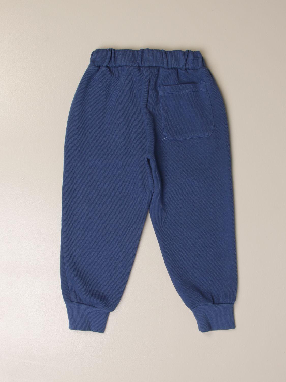 Pantalón Bobo Choses: Pantalón niños Bobo Choses azul oscuro 2