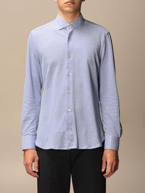 Shirt Boglioli: Shirt men Boglioli black 1