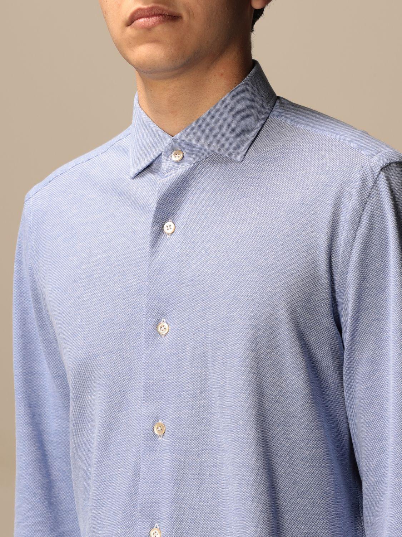Shirt Boglioli: Shirt men Boglioli black 3