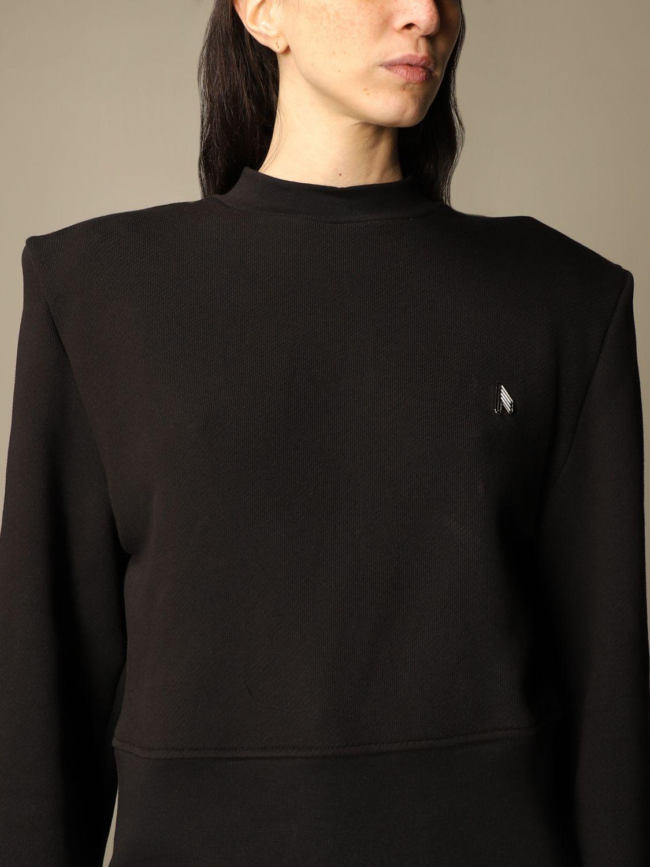 Sweatshirt The Attico: Sweatshirt damen The Attico schwarz 5