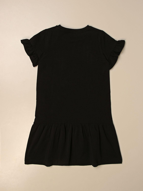 Robe Moschino Kid: Robe enfant Moschino Kid noir 2