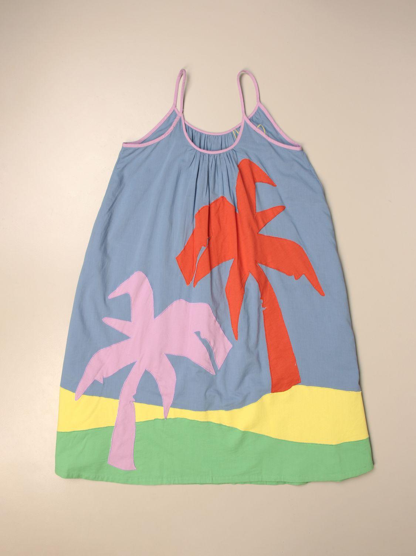Dress Stella Mccartney: Stella McCartney dress with palm trees multicolor 2