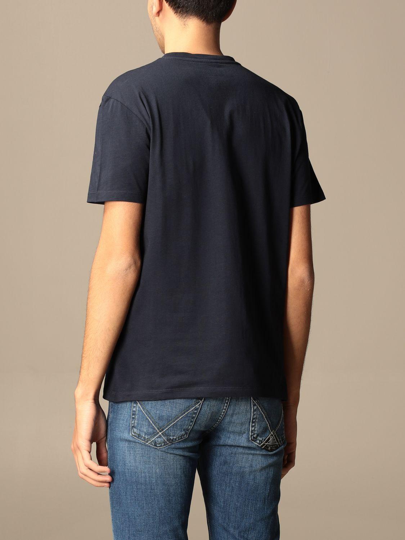 T-shirt Blauer: T-shirt men Blauer sapphire 2