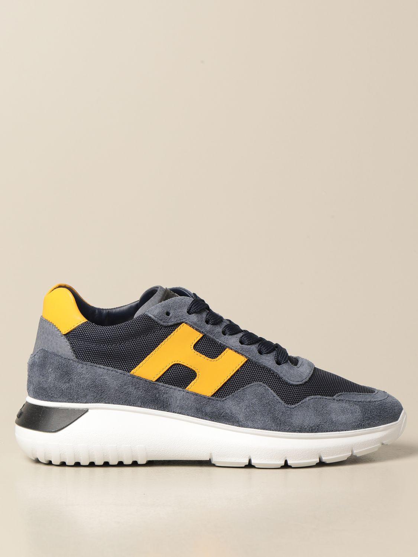 Zapatillas Hogan: Zapatos hombre Hogan azul marino 1
