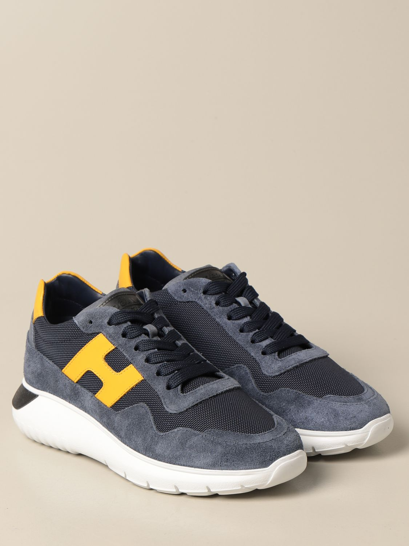 Zapatillas Hogan: Zapatos hombre Hogan azul marino 2