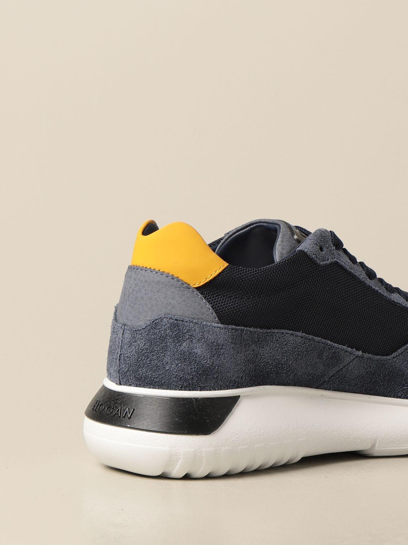 Zapatillas Hogan: Zapatos hombre Hogan azul marino 3