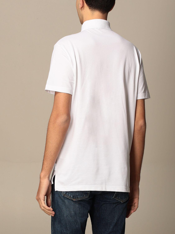 Polo shirt Armani Exchange: Polo shirt men Armani Exchange white 2