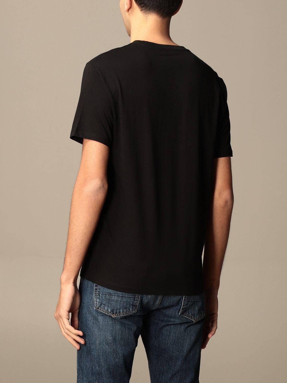 T-shirt Armani Exchange: T-shirt homme Armani Exchange noir 2