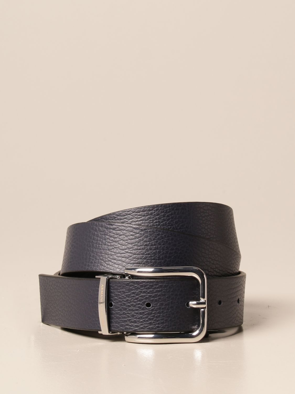 Belt Armani Exchange: Belt men Armani Exchange blue 1