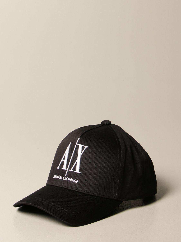 Hat Armani Exchange: Hat men Armani Exchange blue 1