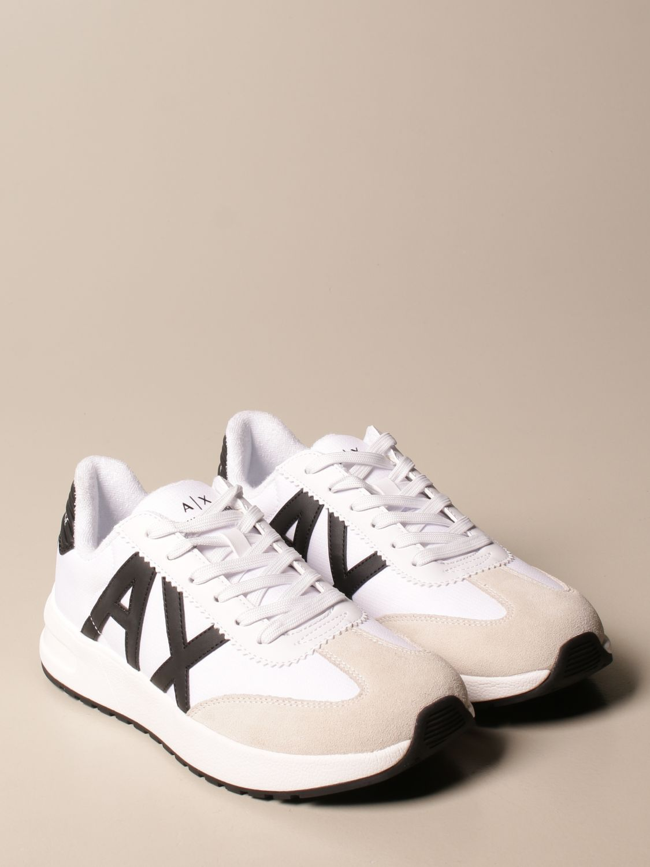 Trainers Armani Exchange: Trainers men Armani Exchange white 2
