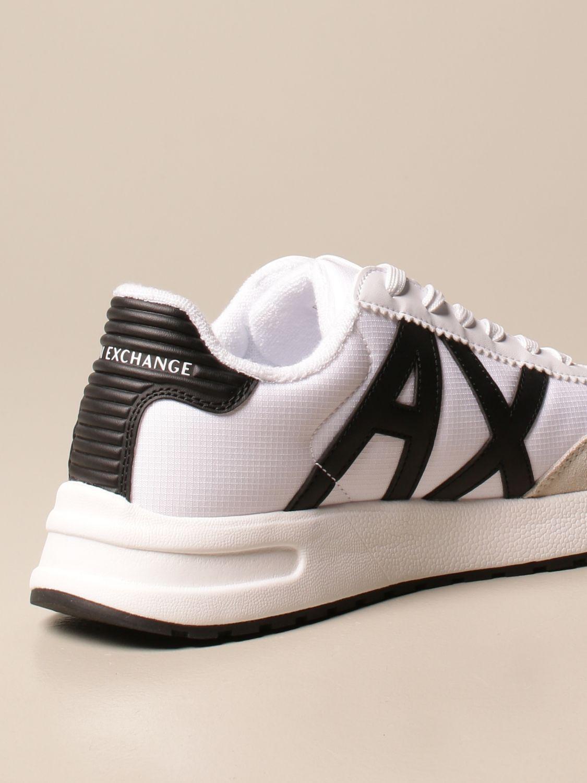 Trainers Armani Exchange: Trainers men Armani Exchange white 3