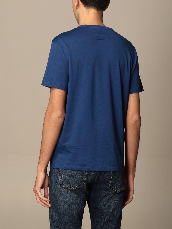 T-shirt Armani Exchange: T-shirt Armani Exchange con logo AX blue 2