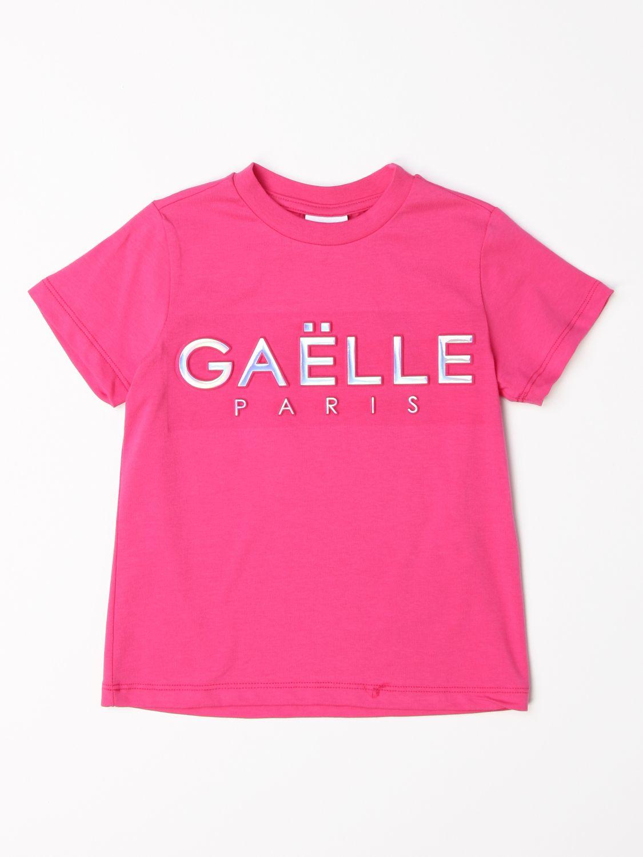 T恤 Gaëlle Paris: T恤 儿童 GaËlle Paris 紫红色 1