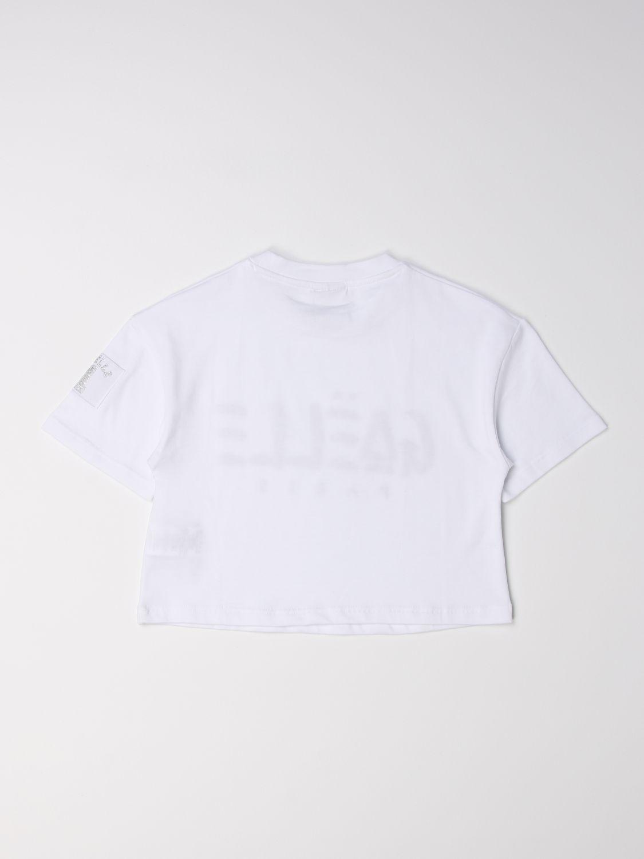 T恤 Gaëlle Paris: T恤 儿童 GaËlle Paris 白色 2