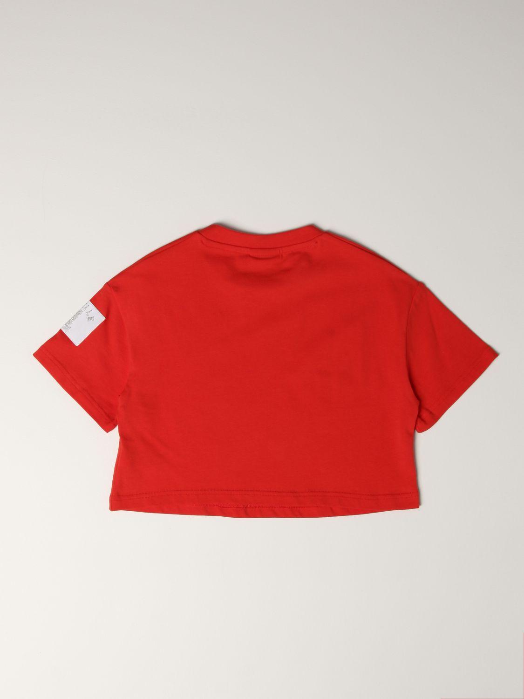 T-Shirt Gaëlle Paris: T-shirt kinder GaËlle Paris rot 2