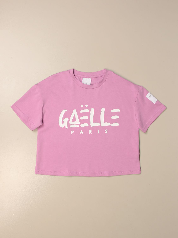 T恤 Gaëlle Paris: T恤 儿童 GaËlle Paris 淡紫色 1