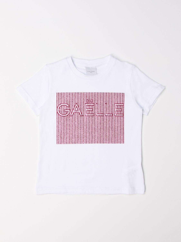 T恤 Gaëlle Paris: T恤 儿童 GaËlle Paris 白色 1