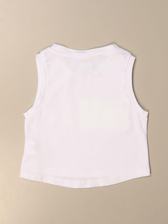 背心 Gaëlle Paris: T恤 儿童 GaËlle Paris 白色 2