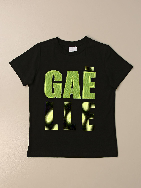 T-shirt Gaëlle Paris: T-shirt kids GaËlle Paris black 1