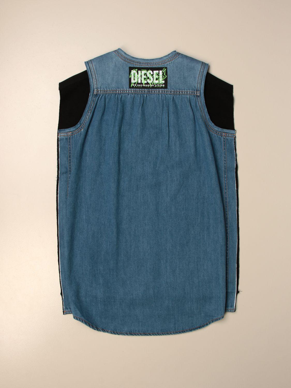 Vestido Diesel: Vestido niños Diesel negro 2