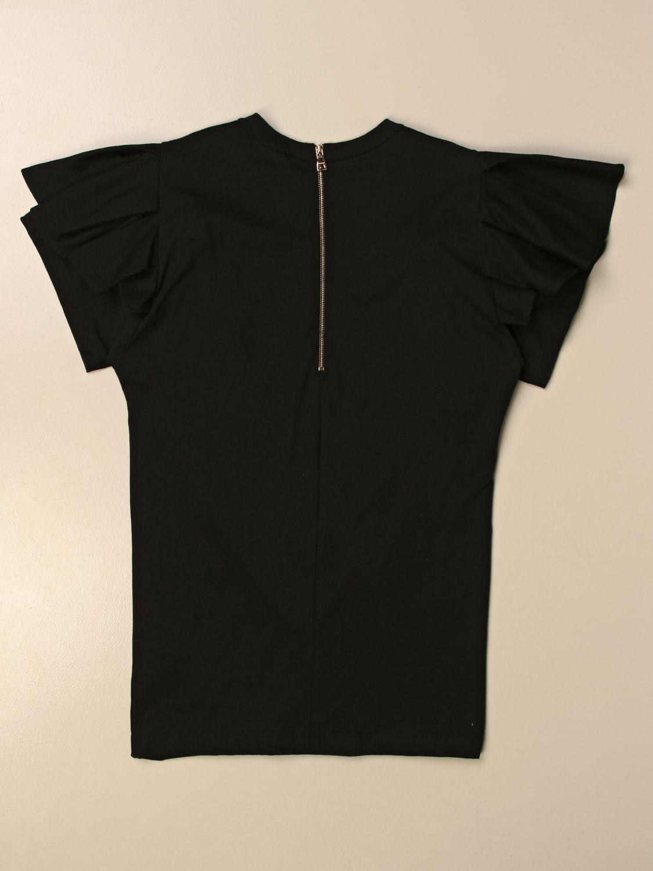Платье Balmain: Костюм Детское Balmain черный 2