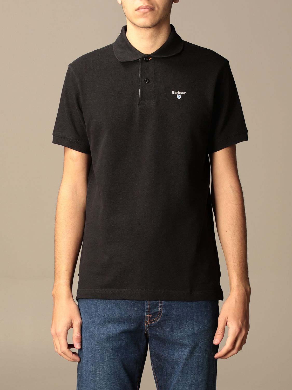 Polo shirt Barbour: Jumper men Barbour black 1