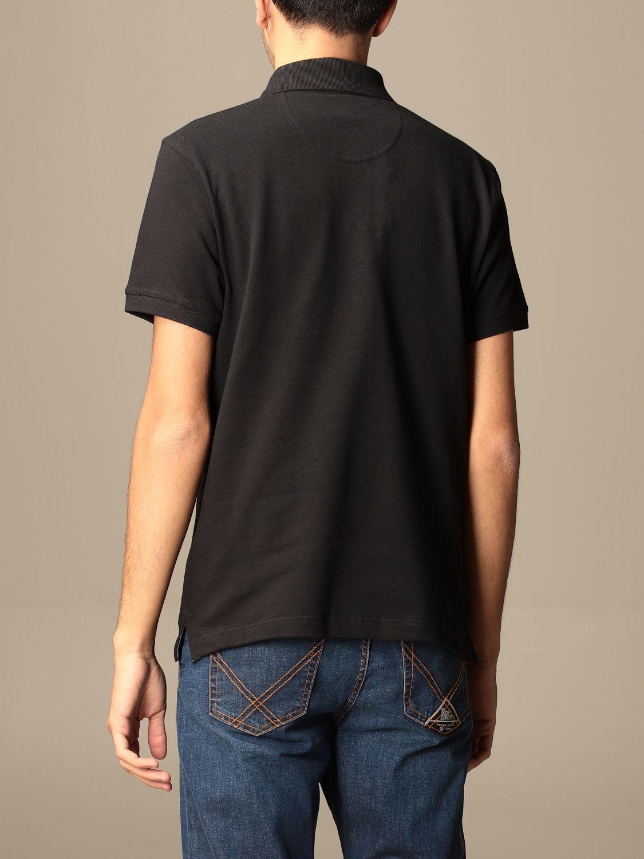 Polo shirt Barbour: Jumper men Barbour black 2