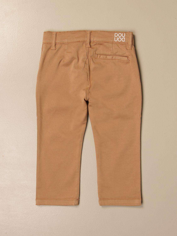 Pants Douuod: Pants kids Douuod beige 2