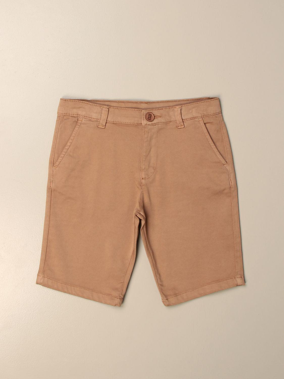 Shorts Douuod: Basic Douuod shorts with america pockets camel 1