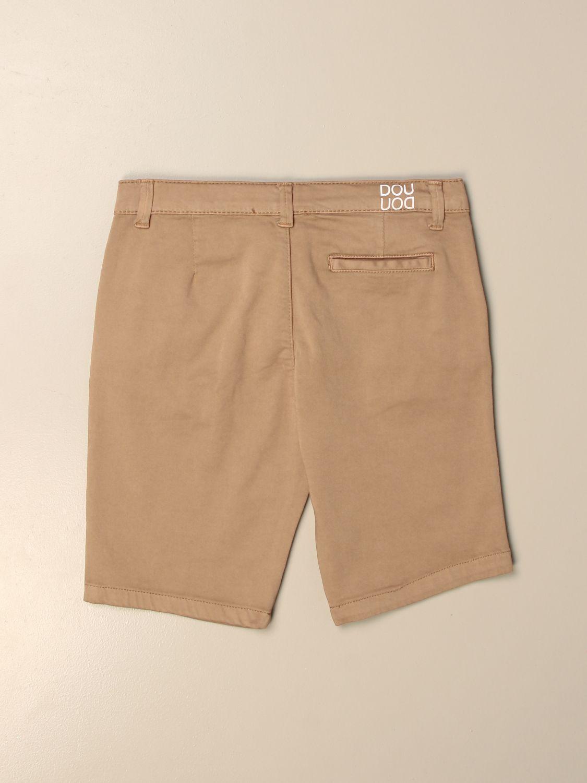 Shorts Douuod: Basic Douuod shorts with america pockets camel 2