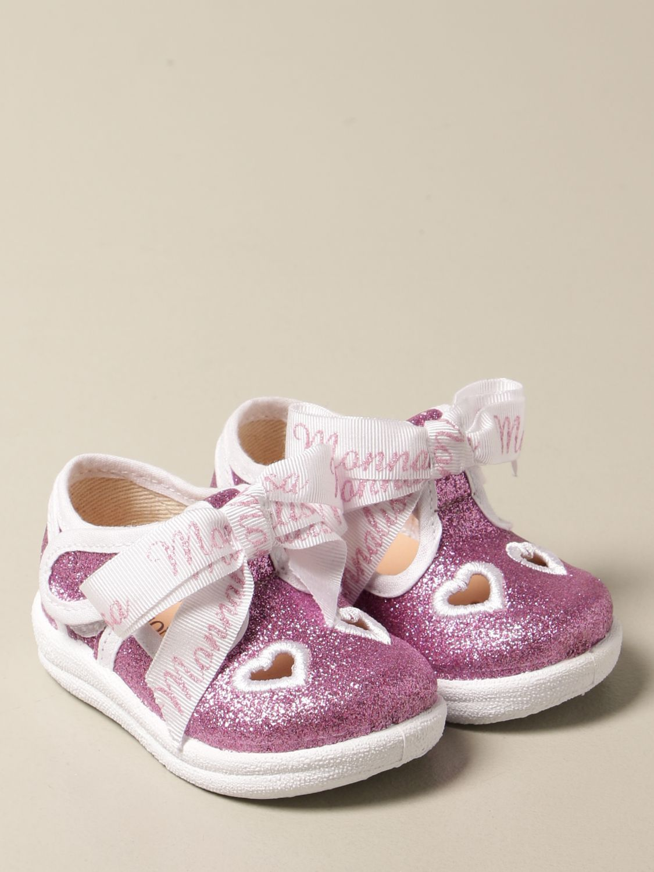 Zapatos Monnalisa: Zapatos niños Monnalisa lila 2