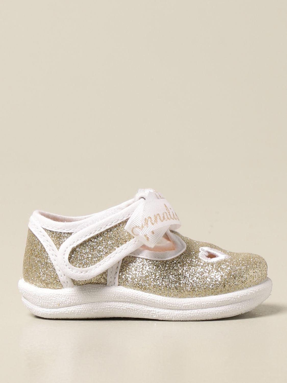 Zapatos Monnalisa: Zapatos niños Monnalisa nata 1