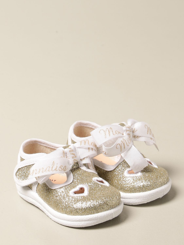 Zapatos Monnalisa: Zapatos niños Monnalisa nata 2