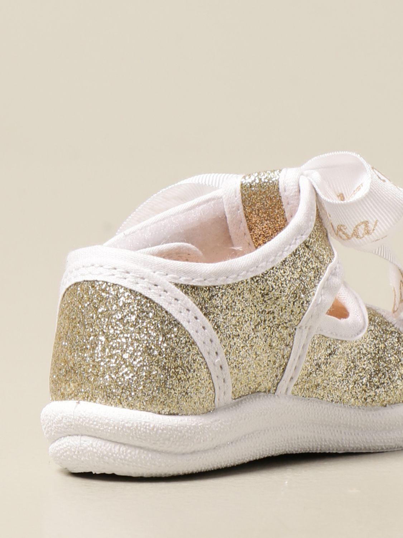 Zapatos Monnalisa: Zapatos niños Monnalisa nata 3