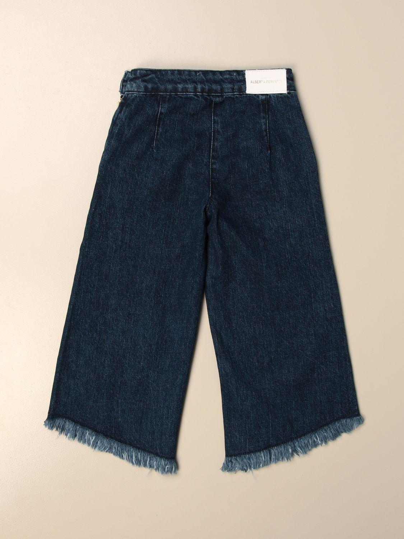 牛仔裤 Alberta Ferretti Junior: 牛仔裤 儿童 Alberta Ferretti Junior 牛仔布 2