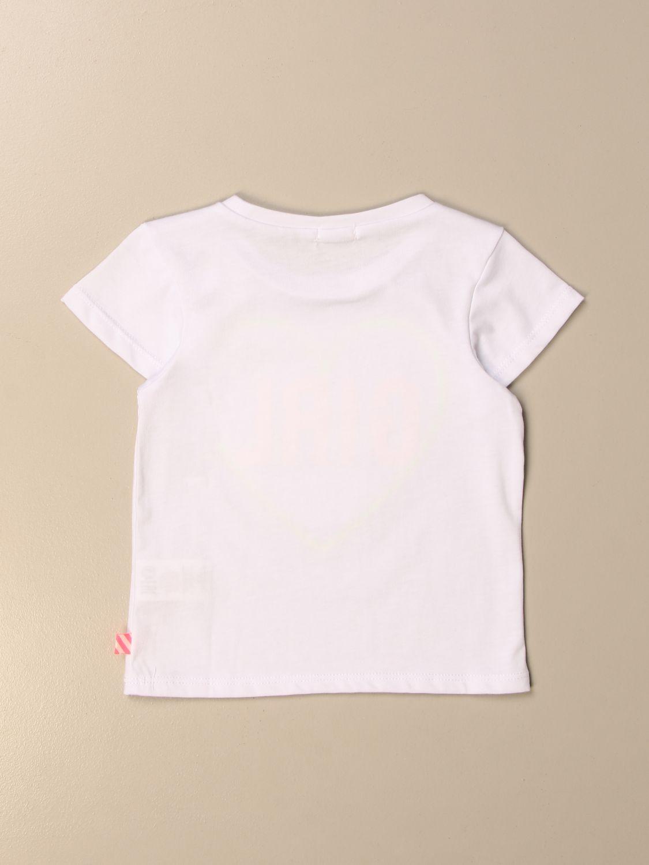 T-shirt Billieblush: Billieblush T-shirt with print white 2