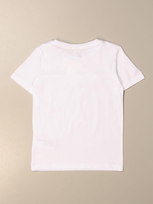 Camiseta Calvin Klein: Camiseta niños Calvin Klein blanco 2
