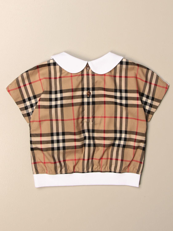 Camiseta Burberry: Camiseta niños Burberry beige 2