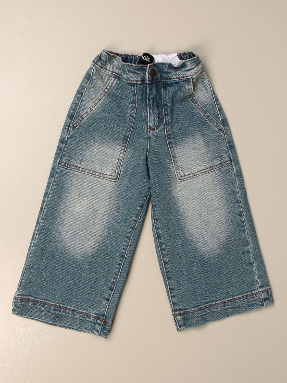Jeans Molo: Jeans enfant Molo denim 1