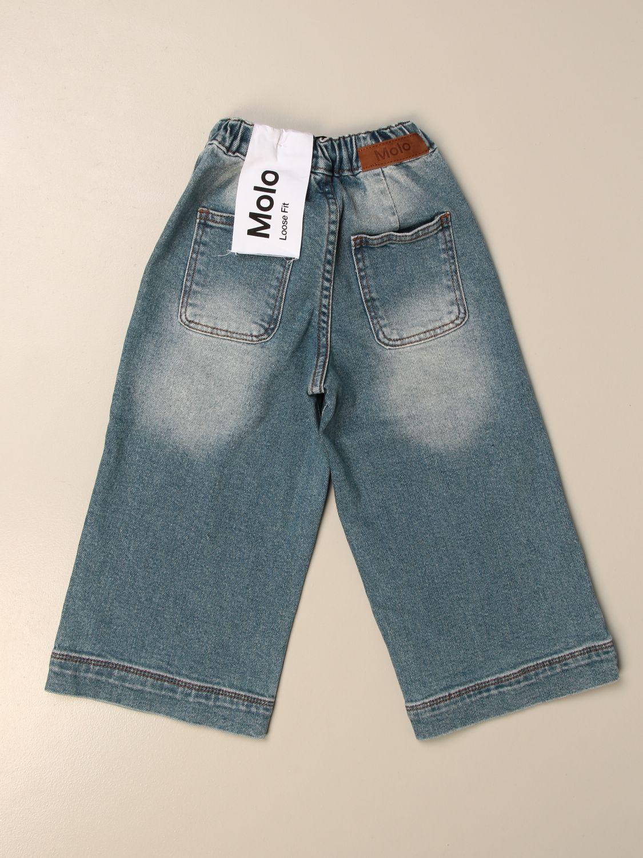 Jeans Molo: Jeans enfant Molo denim 2