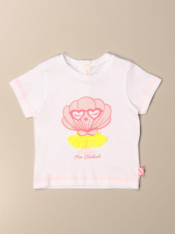 Camiseta Billieblush: Camiseta niños Billieblush rosa 1