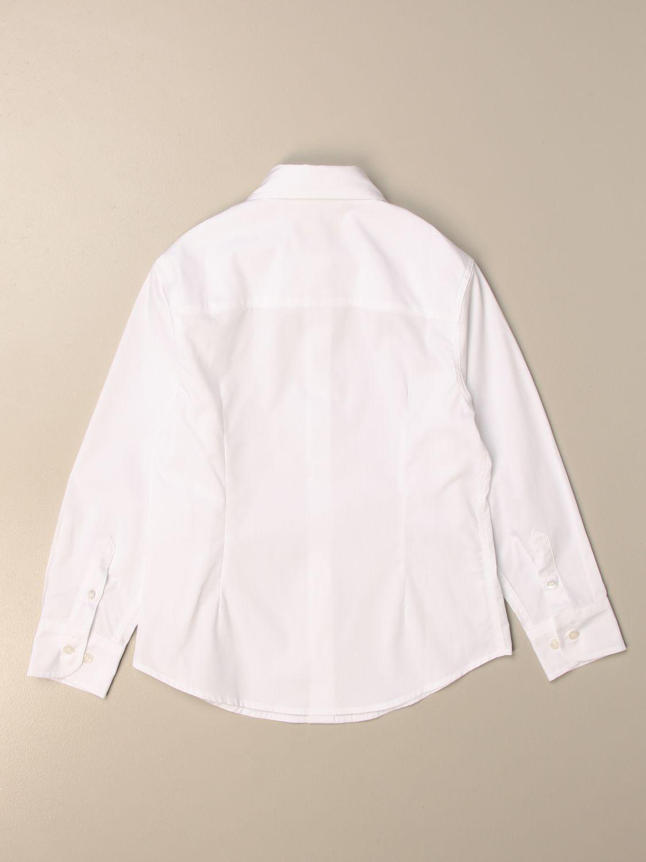 Shirt Elie Saab: Shirt kids Elie Saab white 2